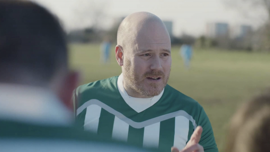 Paddy Power 'Team Talk'
